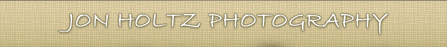 Jon Holtz Photography Logo